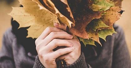jesień promocja liście