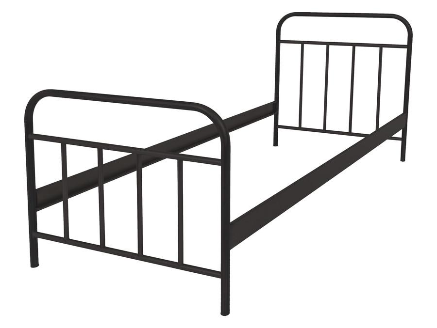 łóżko militaria