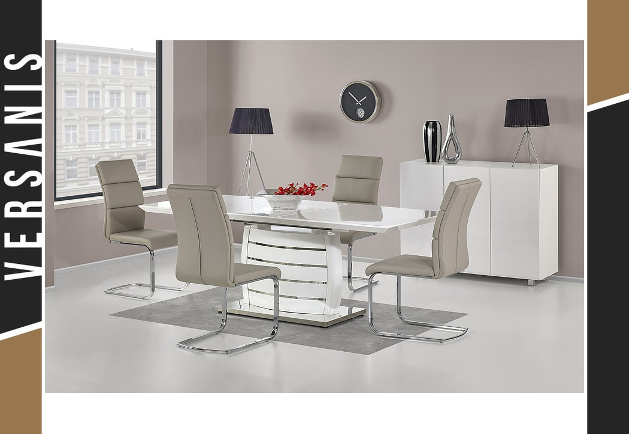 Stół biały