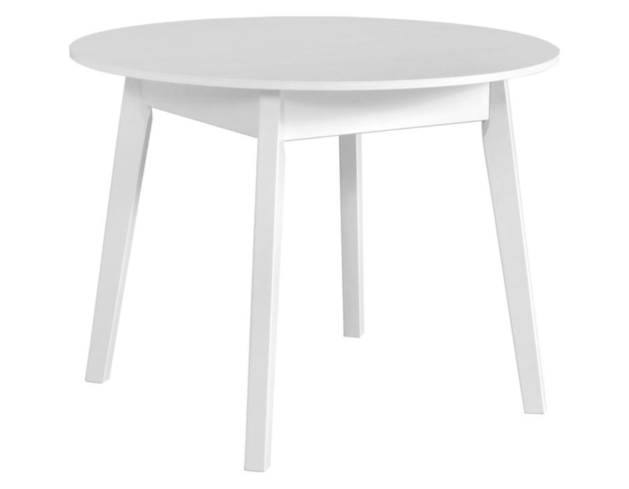 Stół okrągły laminowany – OSLO Metal