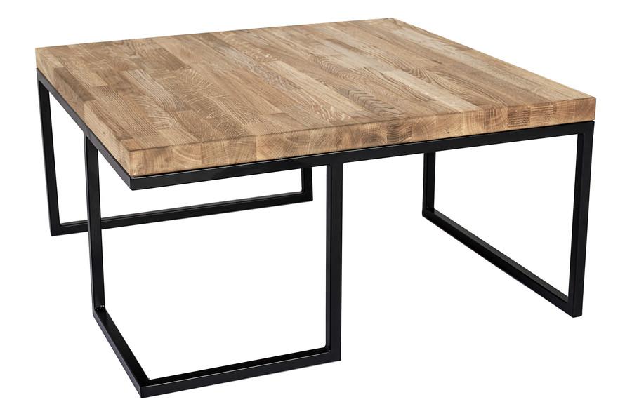 stolik blat drewniany dąb meble